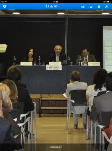 Alicante: con Chusa Fernández, Daniel Bustelo