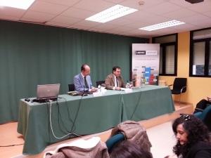 Jornadas Mediación en UEMC Valladolid.