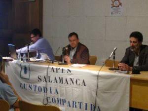 Charla en APFS de Salamanca