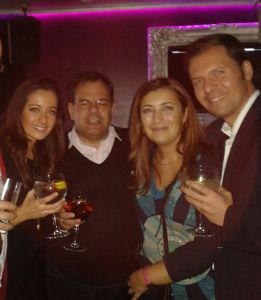Mercedes Rodríguez, Charo Mata, Juan