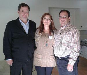 Arturo Ortiz y Charo Mata